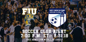 Soccer Club Night at FIU