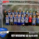 U19 Elite Boys — Champions at Disney Showcase